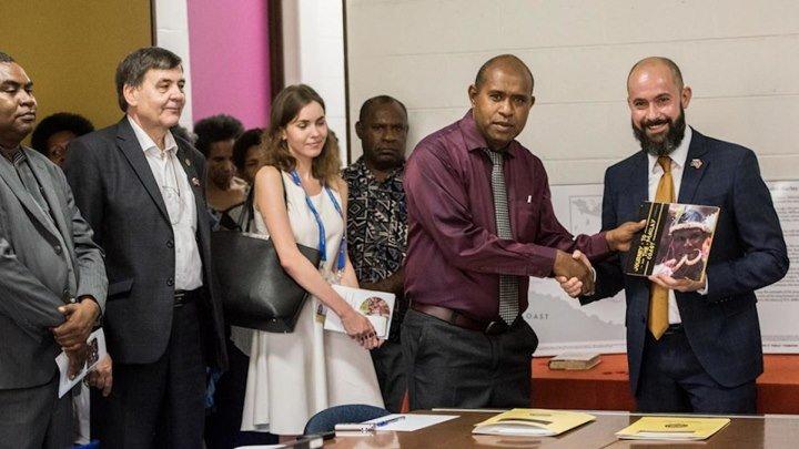 Россия и Папуа – Новая Гвинея подписали ряд соглашений | 18 ноября | День | СОБЫТИЯ ДНЯ | ФАН-ТВ