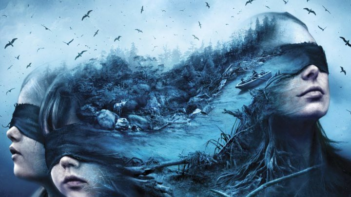 "Фильм ""Птичий короб"" (2018) -конец света с Сандрой Баллок .."