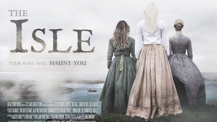 Остров HD(ужасы, фэнтези, триллер)2019
