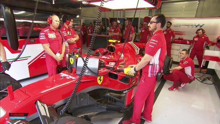 F1 2018. 09. Гран-При Австрии, квалификация