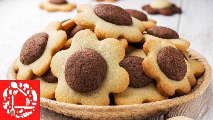 """Моё любимое домашнее печенье """"Цветочек""""!"""