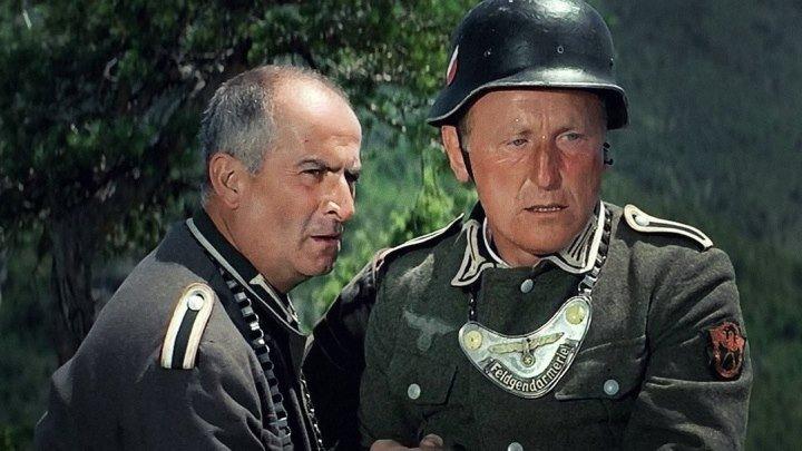 Фильм - Большая прогулка (1966г.) комедия. Франция