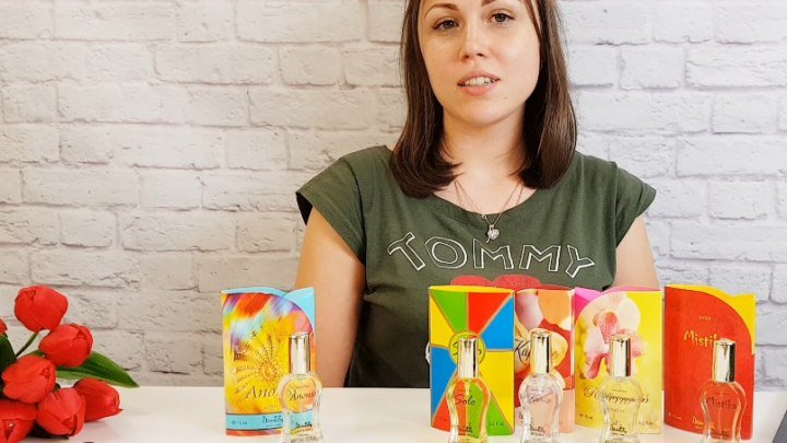 А вам нравятся ароматы Дзинтарс? Посмотрите для вас обзор шедевров. А какие ваши любимые духи и чем сейчас пользуетесь? Напишите в комментариях, очень интересно узнать