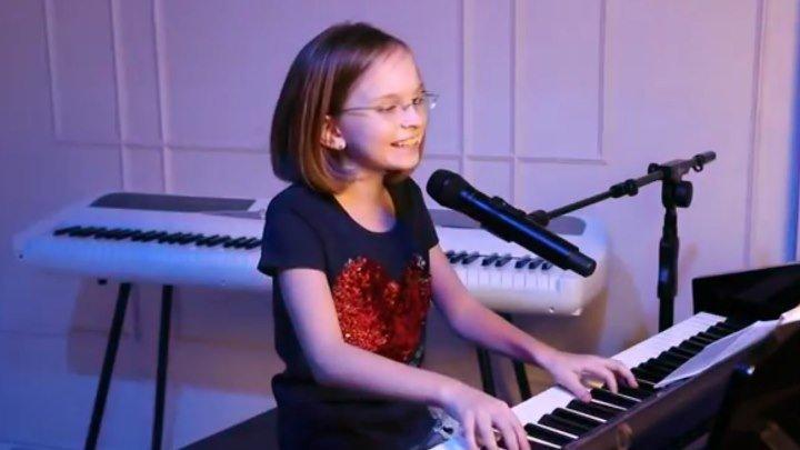 САНСАРА (БАСТА) в исполнении Виктории Стариковой (piano cover)