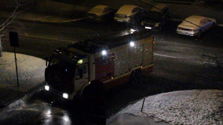 Репортаж о пожарной службе Бийска