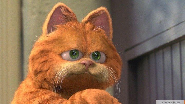 Гарфилд Garfield, 2004 . мультфильм, фэнтези, комедия, Семейный фильм