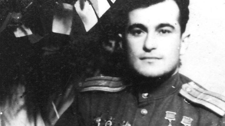 «Воздушный лев» - Амет-Хан Султан, дважды Герой Советского Союза...