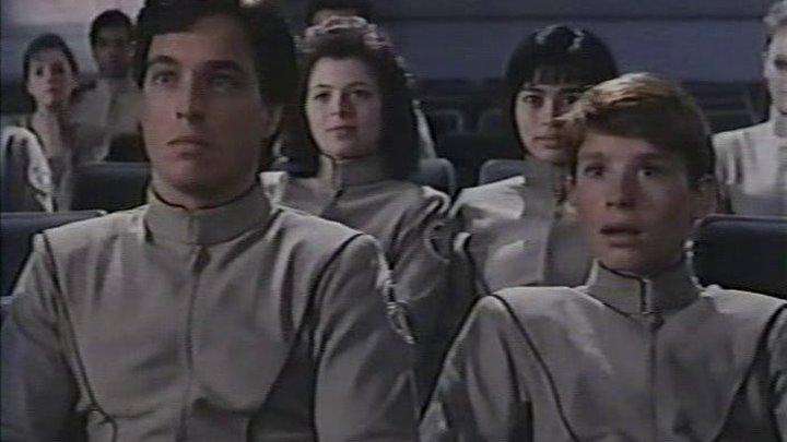 Звёздный странник 2(Дисней по пятницам 90-ые годы)