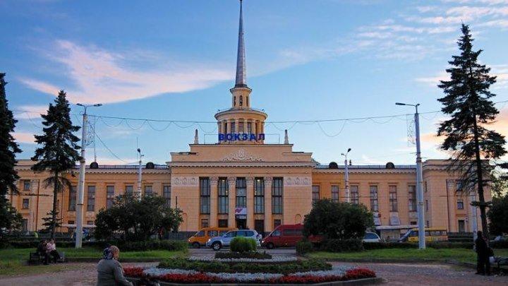 Россия, Петрозаводск. Вэб-камера ONLIVE