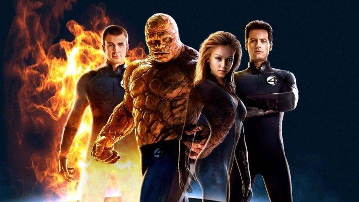 Фантастическая четверка (2005) Fantastic Four