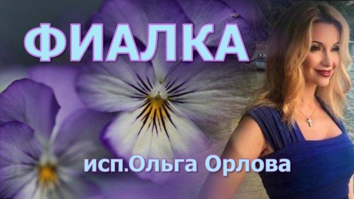 Фиалка (исп.Ольга Орлова)