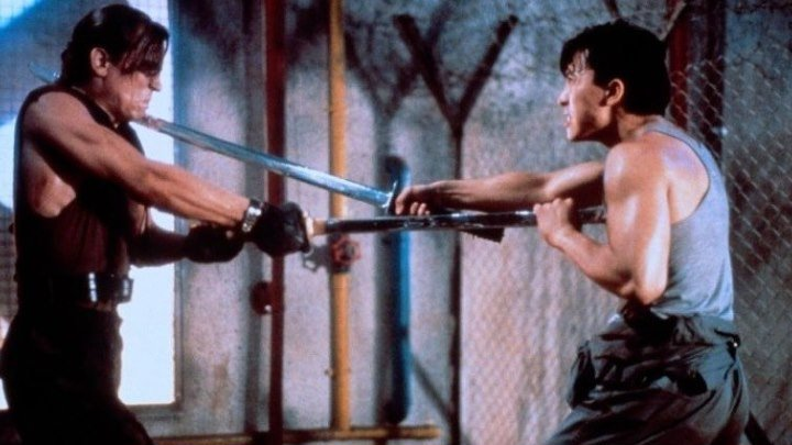 Клетка тигра 2 - Боевик / триллер / комедия / криминал / Гонконг / 1990
