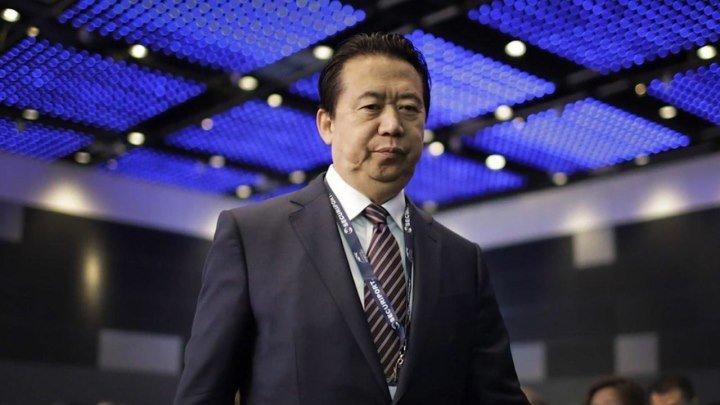 Глава Интерпола подал в отставку | 8 октября | Утро | СОБЫТИЯ ДНЯ | ФАН-ТВ