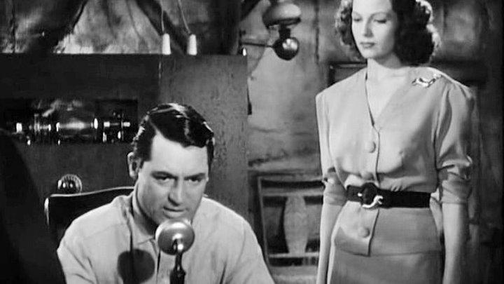 Только у ангелов есть крылья (1939) / Only Angels Have Wings (1939)