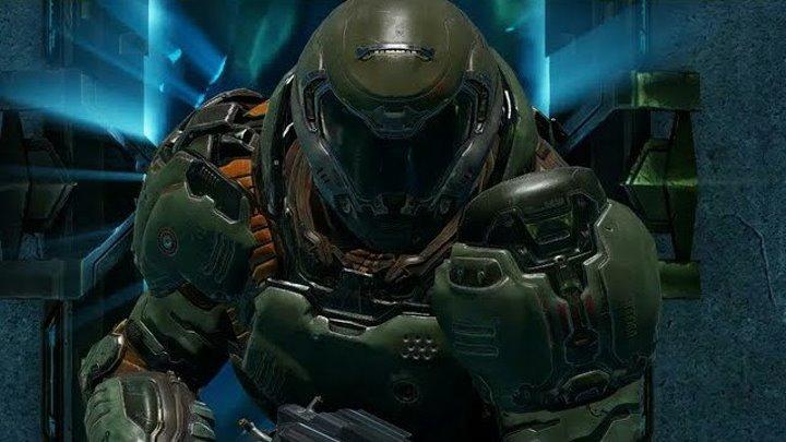 Doom 4(2016) [GMV] The Prodigy & Tom Morello - One Man Army (BreakBeat)