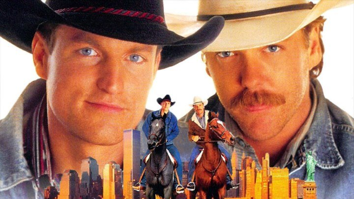 У ковбоев так принято (The Cowboy Way). 1994. Боевик, триллер, драма, комедия, вестерн
