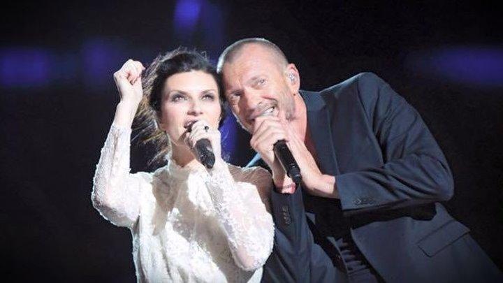 Laura Pausini - Il coraggio di andare feat Biagio Antonacci