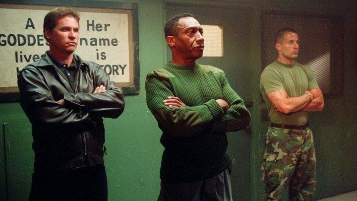 Спартанец.. боевик, триллер, драма, детектив