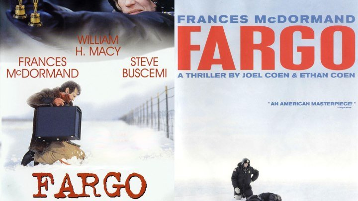 Fагgо.1996.1080p триллер, драма, комедия, криминал
