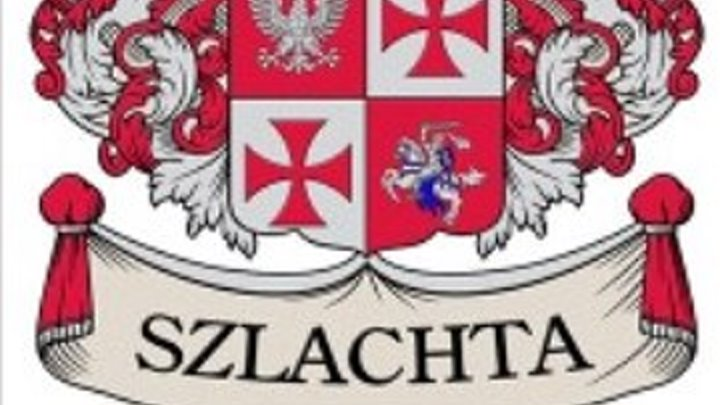 Польская шляхта .