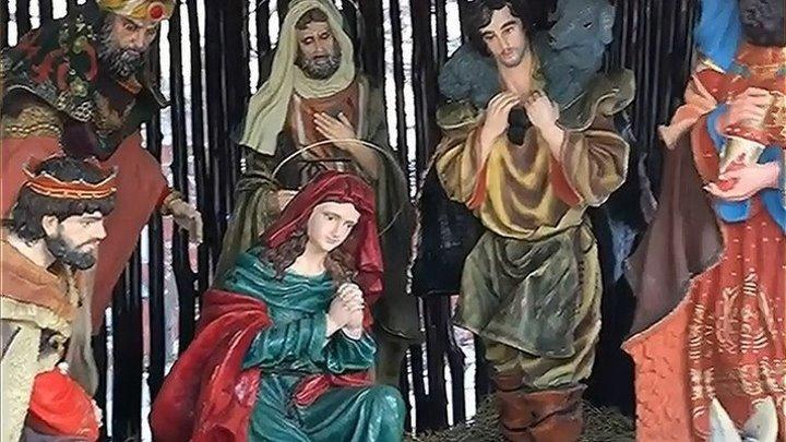 Рождество Христово. Казанская церковь. Иркутск. 07.01. 2019 ✔ Tatiana Romanova