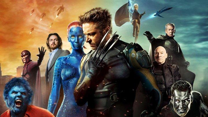 Люди икс 7. Дни минувшего будущего (2014) 12+ (X-Men. Days Of Future Past)