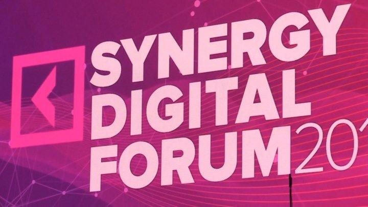 Ричард Гир: «Москва — город света и часть Европы» — Synergy Global Forum 2018. ФАН-ТВ