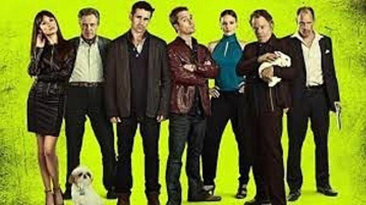 Семь психопатов (2012) комедия криминал