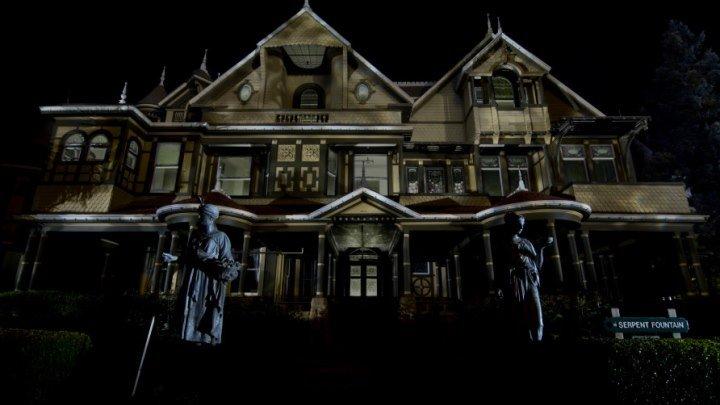Призраки дома Винчестеров 3D - стерео фильм.2009