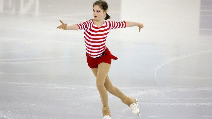 Юлия Липницкая SP 2014-2015 «Мегаполис»