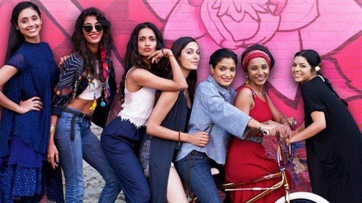 Рассерженные индийские богини / Angry Indian Goddesses (2015)(Субтитры)~