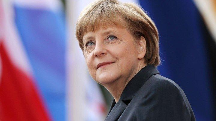 Канцлер Германии Меркель оберегает СЕВЕРНЫЙ ПОТОК - 2 для России
