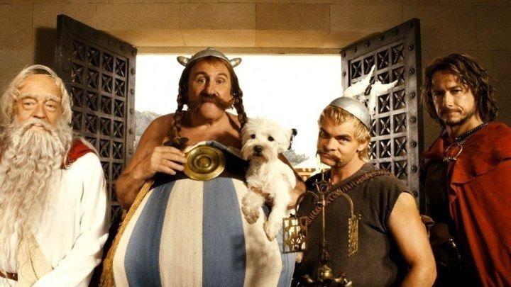 Астерикс на Олимпийских играх. фэнтези, комедия, приключения