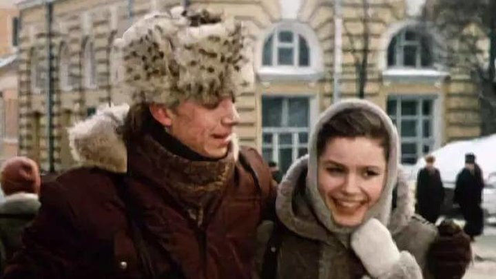 """""""Валентин и Валентина"""". 1985г. Золотая коллекция художественных фильмов."""