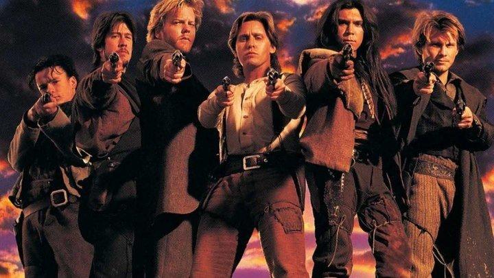 Хиты 90-х: Молодые стрелки 2. 1990.(вестерн+боевики)