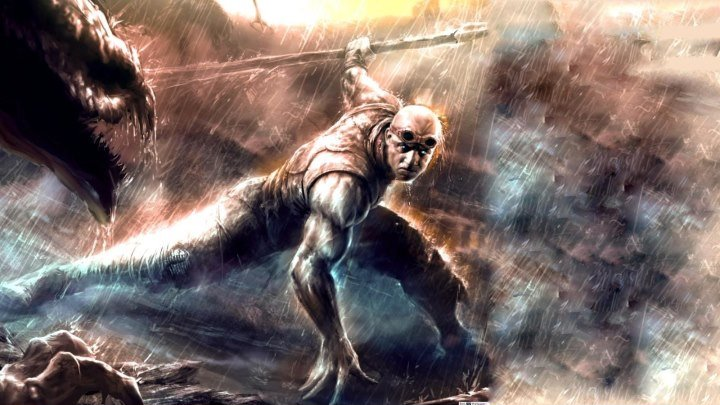 Риддик (трилогия) Riddick