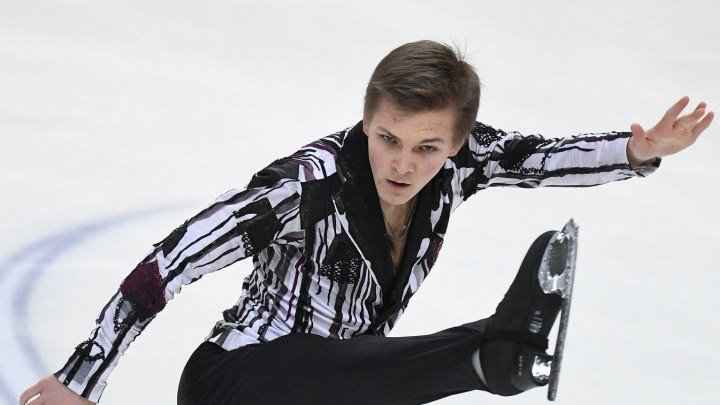 Михаил Коляда FS 2016-2017