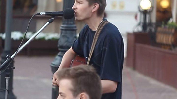 """Кавер на песню группы ДДТ """"Метель""""! Очень душевно поет парень!..."""