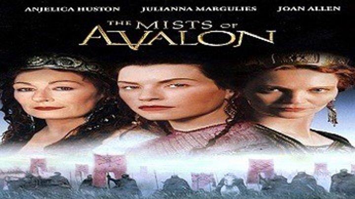 AS BRUMAS DE AVALON - THE MISTS OF AVALON - 2001
