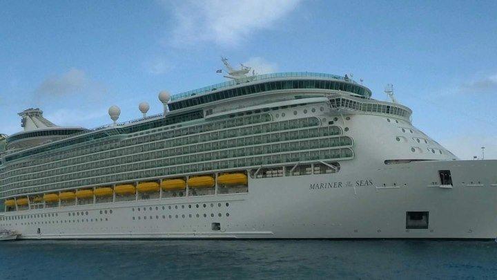Тур Майами - Багамы 🇧🇸, наша кaюта в лайнере (декабрь 2018)