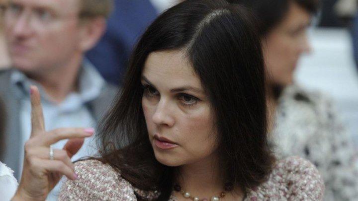 Екатерина Андреева - ведущая программы «Время», лицо канала