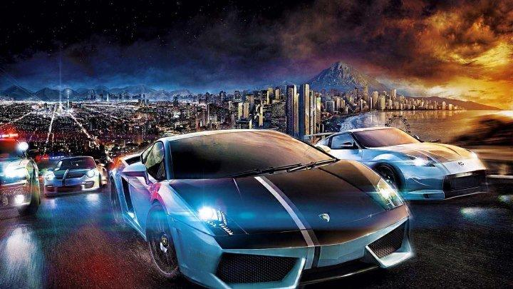 Форсаж (все серии) Fast and the Furious, The