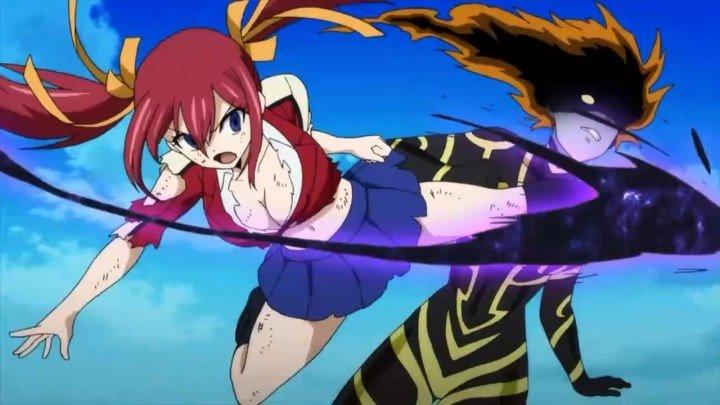 Fairy Tail 299 серия