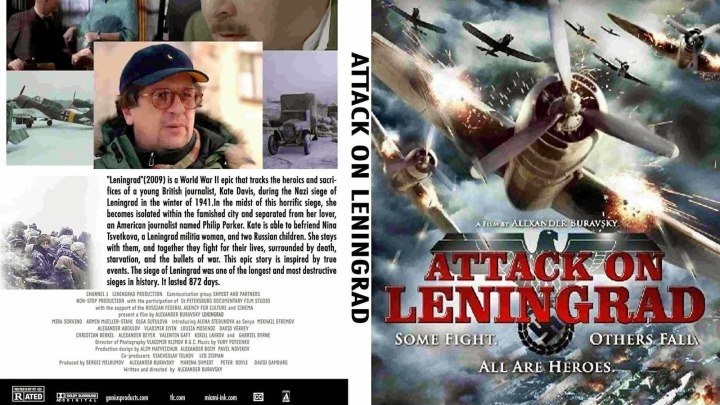 Ленинград Attack On Leningrad (2009) 2 серия.Россия