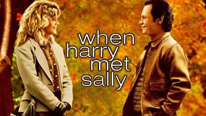 Когда Гарри встретил Салли (1989) (BDRip-720p) MVO драма, мелодрама, комедия Билли Кристал, Мег Райан, Кэрри Фишер, Бруно Кёрби, Стивен Форд, Лиза Джейн Перски, Мишель Никастро, Гретхен Палмер