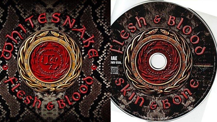 Whitesnake - Flesh & Blood - 2019 - Deluxe Edition - SACD - Полный Альбом - Диашоу - HD 720p - группа Рок Тусовка HD / Rock Party HD