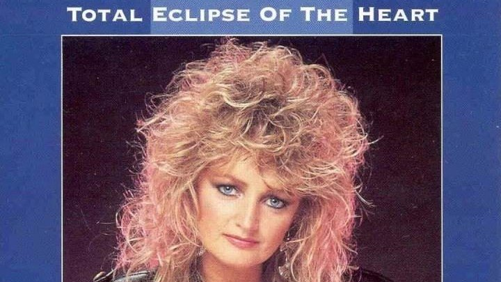 Bonnie Tyler - Total Eclipse Of The Heart (1983) ♫★(720p)★♫✔