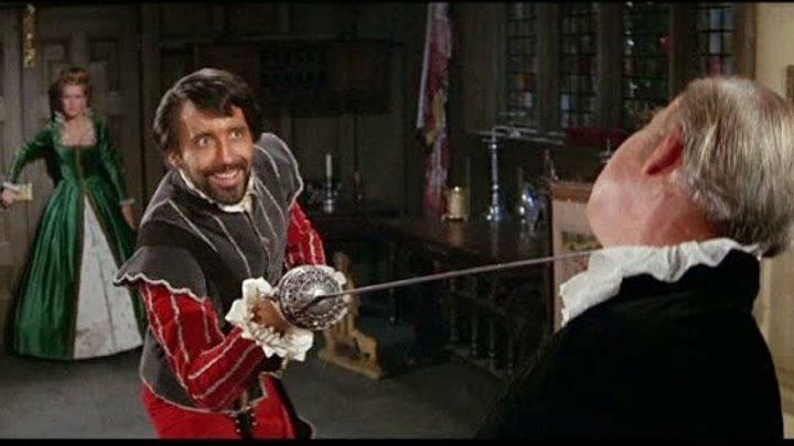Дьявольский пиратский корабль (1964) Приключения, Боевик, Триллер _ про пиратов