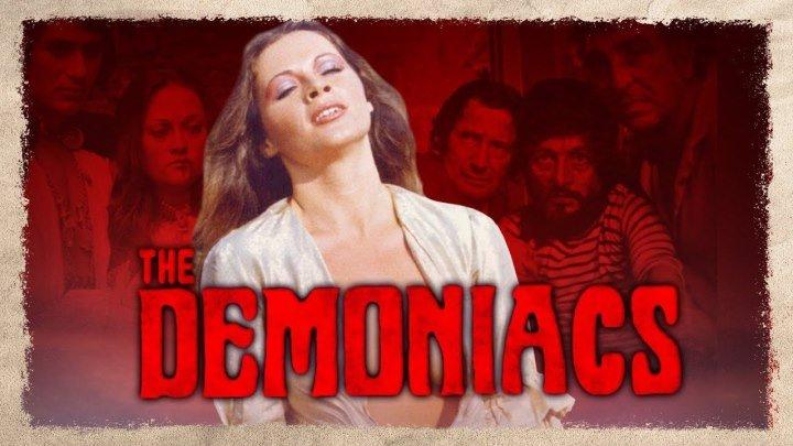 Бесноватые (Франция, Бельгия 1974) 18+ Мистика, Ужасы (erotic) Перевод: Антон Алексеев VHS