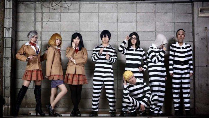 Школа-тюрьма (2015) 1 серия.: